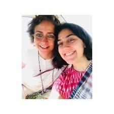 Sonya & Sarojini User Profile