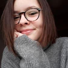 Profil utilisateur de Océane