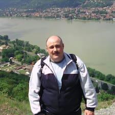 Perfil do utilizador de Zoltán János