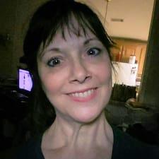 Lesli felhasználói profilja