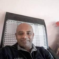 Kumara felhasználói profilja