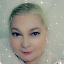 Henkilön Ioana käyttäjäprofiili