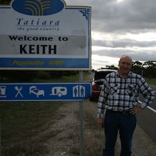 Keith User Profile