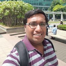 Profil utilisateur de Abhilash