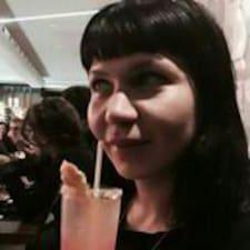 Myriam felhasználói profilja