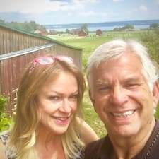 Anita & David Brugerprofil