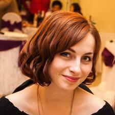 Viktoryia Brukerprofil