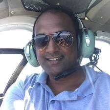 Profil Pengguna Vinod