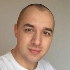 Användarprofil för Кирилл