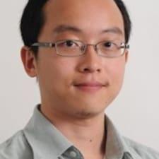 WeiIn felhasználói profilja