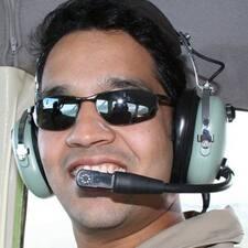 Abhay felhasználói profilja