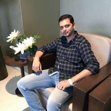 Profil utilisateur de Rahul