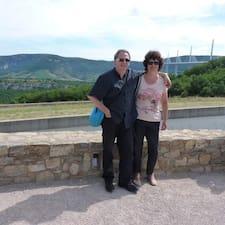 โพรไฟล์ผู้ใช้ Véronique & Denis
