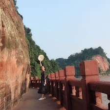 Henkilön 钰涵 käyttäjäprofiili