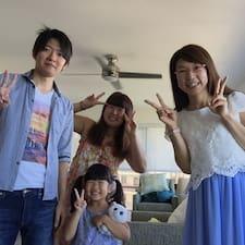 Mayuko的用戶個人資料