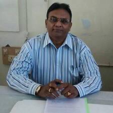 Perfil do utilizador de Prasad Rao