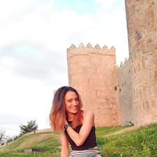 Profil Pengguna Verónica