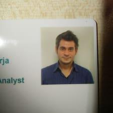 Genti User Profile