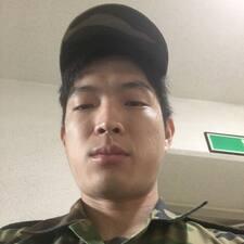 Perfil de usuario de Jinhyuk