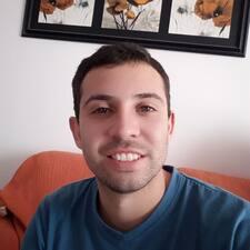 Perfil do usuário de Gastón
