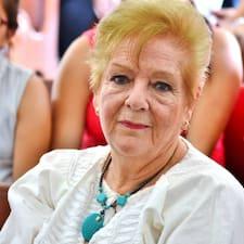 Maria Antonia to Superhost.
