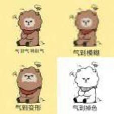 Профіль користувача 倩茹