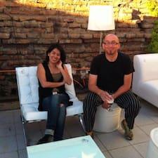 Lees meer over Mariana & Dominic