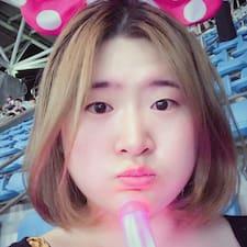 Perfil do utilizador de 佳妮