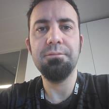 Användarprofil för Jose María