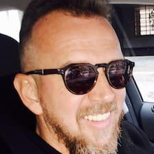 Profil Pengguna Claudio Eugen