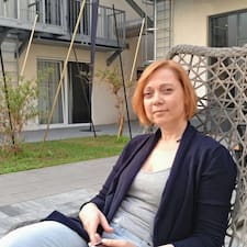Svetlana - Uživatelský profil