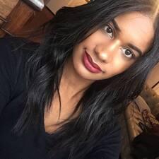Profil utilisateur de Réhana