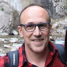 Josep felhasználói profilja