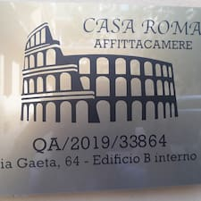 Perfil de usuario de Casa Roma