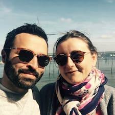 Anaïs & Romain Brugerprofil