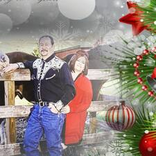 Kathy & Miguel User Profile