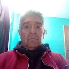 Victor Manuel - Uživatelský profil