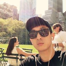โพรไฟล์ผู้ใช้ Hangsoo