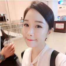 Profil utilisateur de Yunju