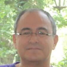 Daniel Rodrigo felhasználói profilja