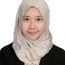Aimi Farhana - Profil Użytkownika