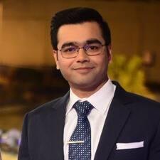 Muhammad Dawood - Uživatelský profil
