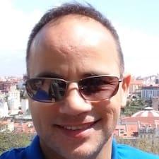 Gebruikersprofiel Paulo Jorge Sanches