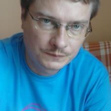 Krzysztof Brukerprofil