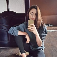 Perfil do usuário de Natalia
