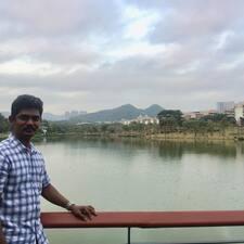 Profil korisnika Ramachandran