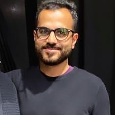 Suhaib felhasználói profilja