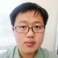 Användarprofil för Fujun