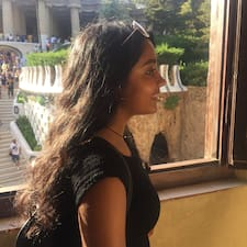 Profil korisnika Megha