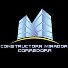 Gebruikersprofiel Corredora